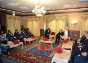 Le président Bouteflika s'entretient avec son homologue ivoirien
