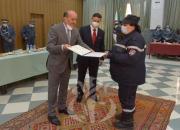 """Le ministre de l'Intérieur salue le rôle """"vital et fonctionnel"""" de l'élément féminin dans la Protection civile"""