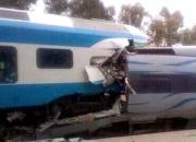 Collision entre deux trains à Boudouaou: 78 blessés, dont 2 dans un état grave