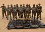 Découverte d'une cache d'armes à Bordj Badji Mokhtar (MDN)