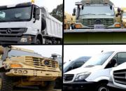 Industrie mécanique militaire: livraison de 389 camions multifonctions Mercedes-Benz à Alger