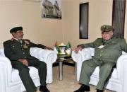Gaïd Salah s'enquiert de la disponibilité des unités au niveau de la 3e Région militaire à Béchar (MDN)